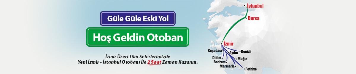 İstanbul » Kırklareli Otobüs Bileti - Pamukkale Turizm